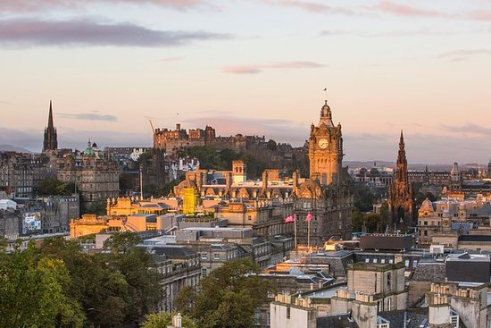 One Perfect Edinburgh Day