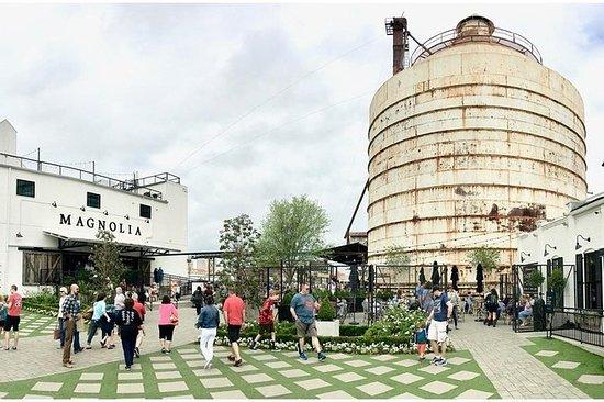 在奥斯汀的韦科一日游的筒仓的木兰市场