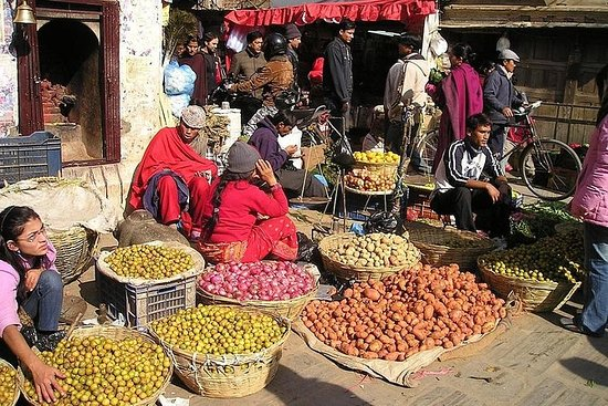 Lukt av Kathmandu Walking Day Tour