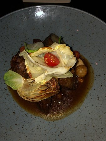 Restaurant De Basiliek: Kalfswangetjes