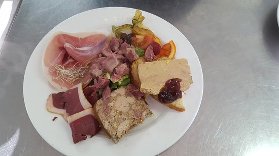 Frevent, ฝรั่งเศส: Salade landaise