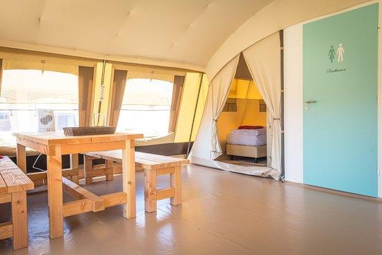 Camping Loodsmansduin Ingerichte Tent