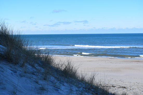 Vederso Klit, الدنمارك: Stranden
