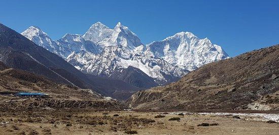 Khumbu صورة فوتوغرافية