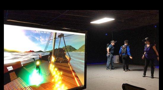 Mirage VR