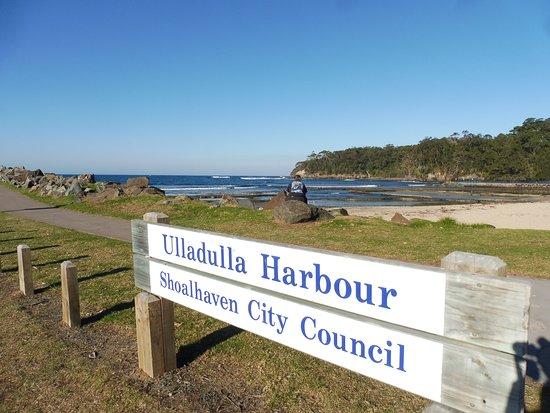 Ulladulla, Австралия: 街の喧騒から離れて