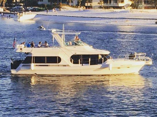 Nauti Pleasure Yacht Charters Destin Fl Hours Address