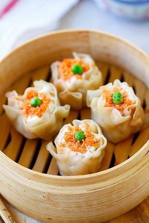 Sumai dumplings