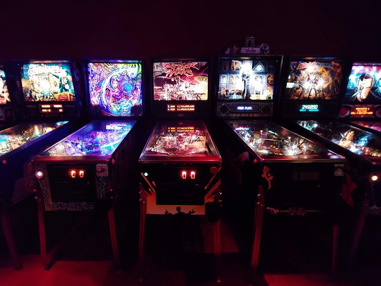 Freeplay Bar & Arcade (Providence) - UPDATED 2019 - All You