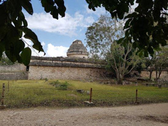 Chichen Itza, Meksiko: site