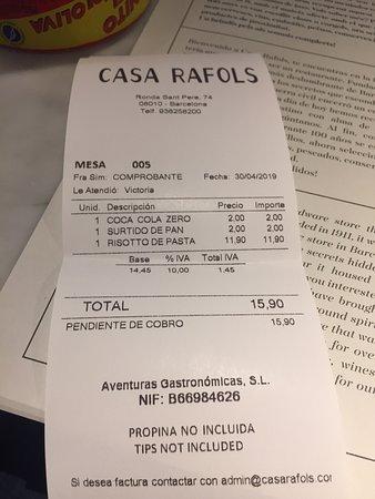 El mejor risotto de Barcelona