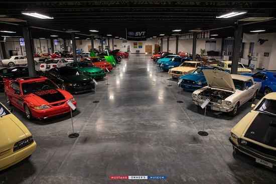 Mustang Owner's Museum