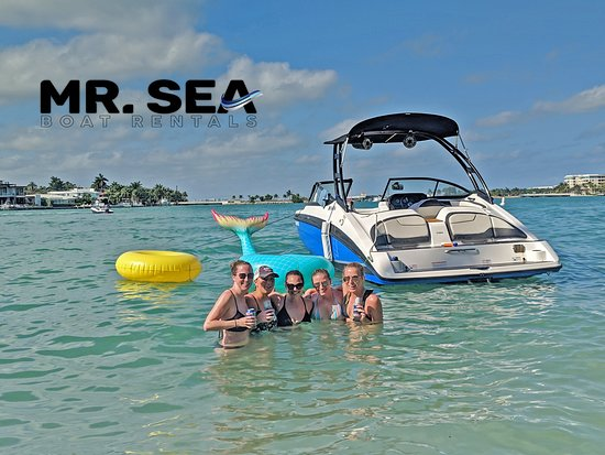 Mr. Sea Boat Rentals