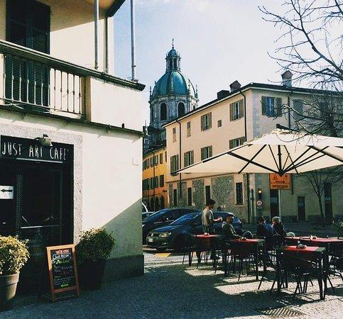 Just Art Cafe: Just Art Cafè