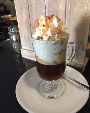 Just Art Cafe: Coffee of the month!