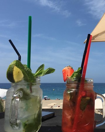 Mojitos with this view are always a good idea!