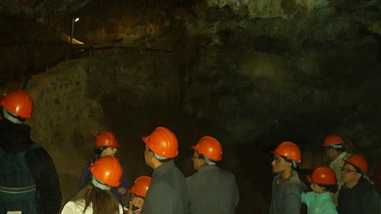 Cradle of Humankind World Heritage Site, Republika Południowej Afryki: Visit of the Sterkfontein Caves the Cradle of Humankind the world's most important anthropological sites with my guests from the USA