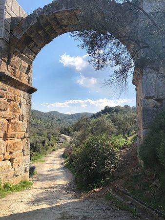 Moria, Griechenland: Aqueduct