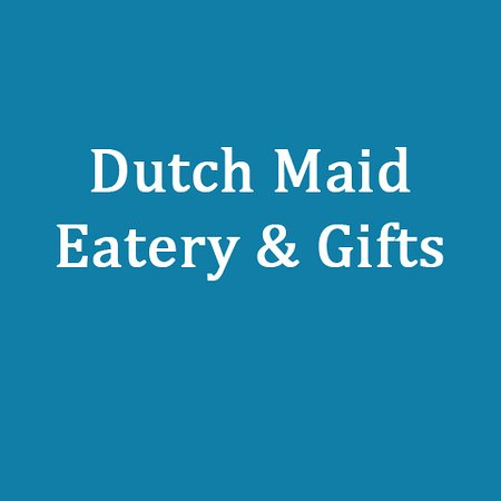 Bremen, Indiana: Dutchmaid Eatery & Gifts