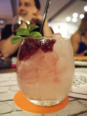 Casa Iberica: Uno de nuestros Cócteles sin alcohol..