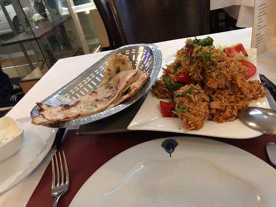 Mayur: Nice food , not as spicy as U.K. but still v good