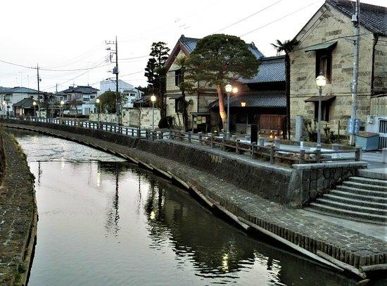 Tochigi, Japan: 巴波川~5