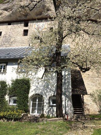 Höhlenburg Stein an der Traun