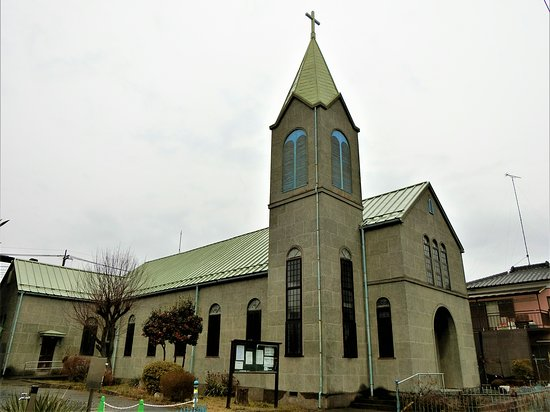 ‪Catholic Tochigi Church‬
