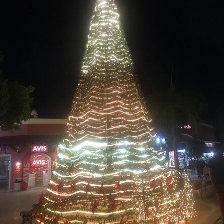Christmas at Riu Yucatan