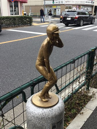 Honda Statue