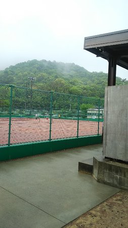 Zentsuji Municipal Tennis Court