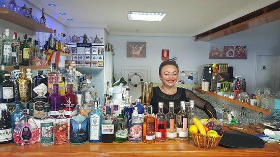 Sapphire Gin Bar