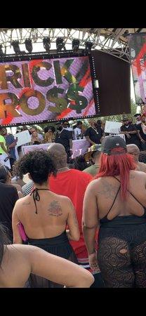 Las Vegas Pool Crawl: Rick Ross pool party