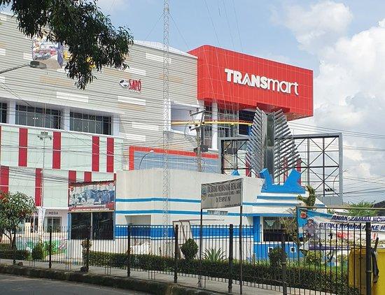 Transmart Mall Tasikmalaya