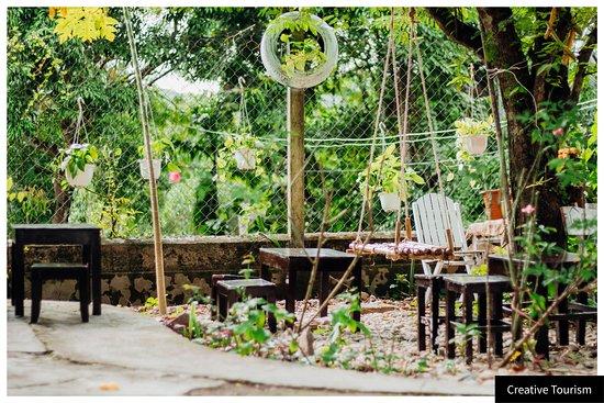 Lavin Home: Our garden