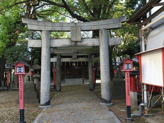 Chiyomori Shrine