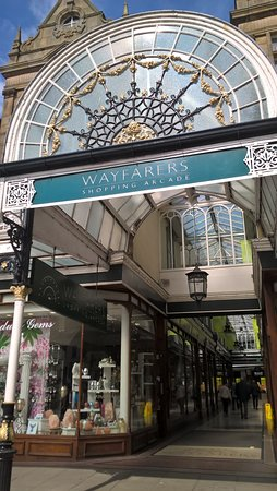 Wayfarers Shopping Arcade