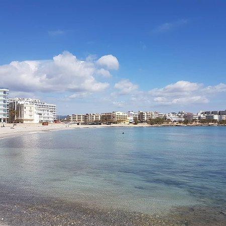 Strand udsigt