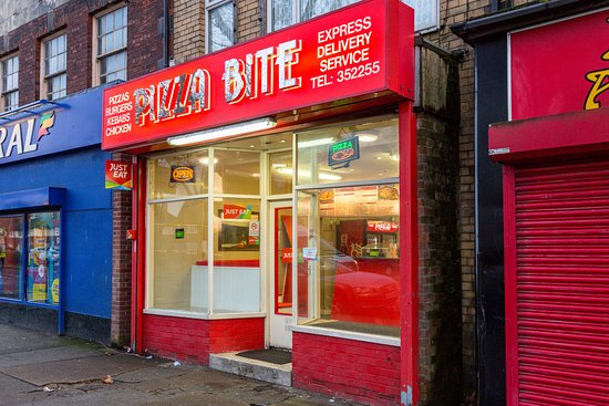 Pizza Bite Takeaway Kingston Upon Hull Restaurant Reviews