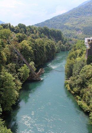 Jablanica, Bosnia e Erzegovina: Vista