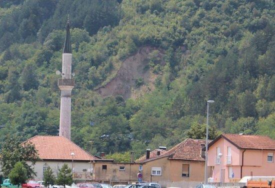 Jablanica, Bosnia e Erzegovina: Moschea e dintorni