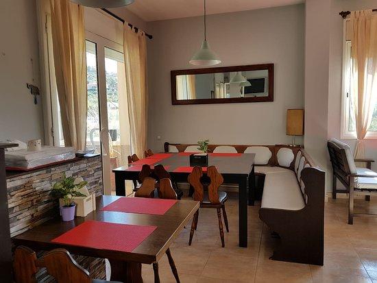 Garraf, إسبانيا: Interior