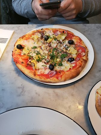 The Risotto Picture Of Pizza Express Preston Tripadvisor