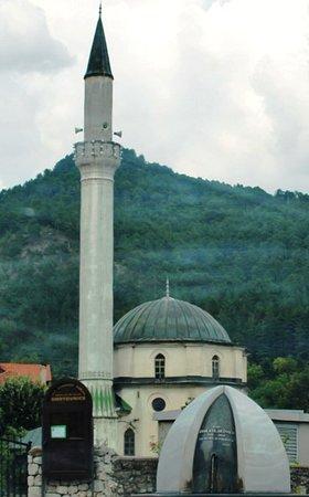 Tekijska, Mehmed-Čauševa džamija
