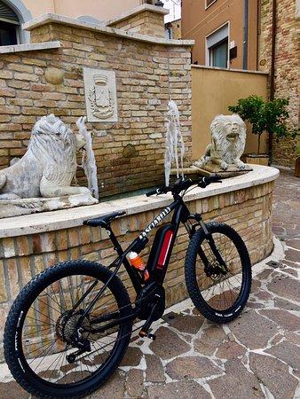 In bici per l'Abruzzo: Collecorvino🚲🤗