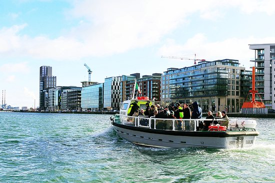 The Old Liffey Ferry