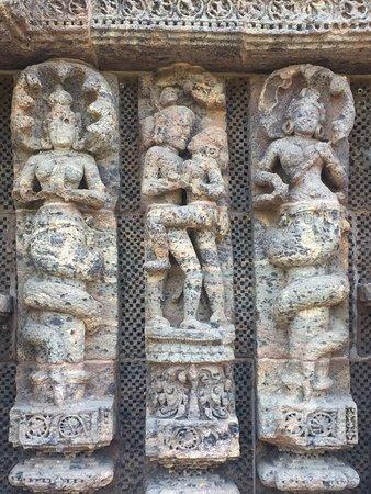 Konark Sun Temple – fotografia