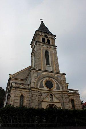 Konjic, Bosnië en Herzegovina: La chiesa
