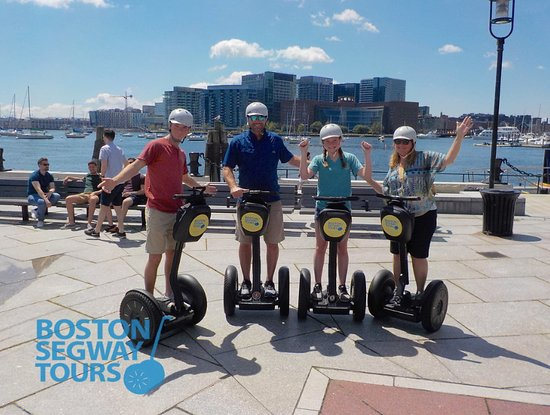 Boston Segway Tours: #Summer #Vacation is coming! 😃 Gather your #friends & #family for good times at #Boston #Segway #Tours 😎 www.bostonsegwaytours.net