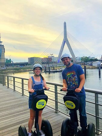 Boston Segway Tours: Join us on our #sunset #segway #tours for an unforgettable time in #Boston. From the #FreedomTrail to the #harbor side, you're sure to have some #fun in the sun 🌞 www.bostonsegwaytours.net